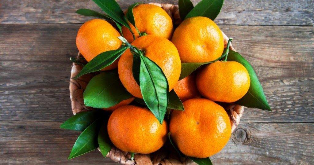 zadnja mandarina